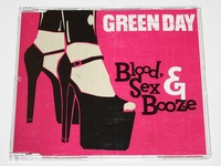 Greenday blood sex and boose